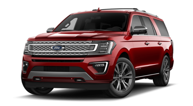 2020 Ford Expedition Platinum MAX SUV